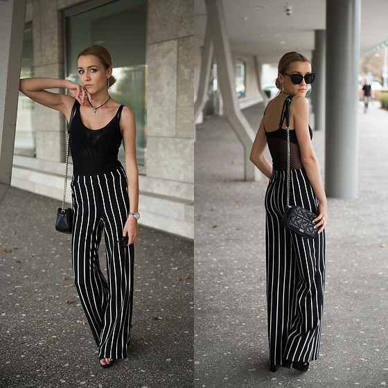Wearing Palazzo Pants that Suit Your Figure
